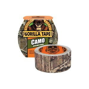 Gorilla Camo Repair Tape 8.2m x 47.8mm