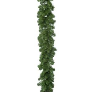 Christmas Premier Green Garland 2.7m (25cm thickness)