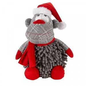 Christmas Noodly Santa Monkey