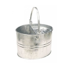 Supahome Galvanised Mop Bucket