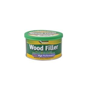 Everbuild 2-Part High Performance Wood Filler 500g Oak