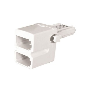 Dencon 2 Way Telephone Adaptor