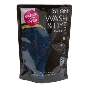 Dylon Wash & Dye 400g Jeans Blue