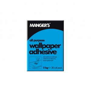 Manger's All Purpose Wallpaper Adhesive (30 Roll Pack)