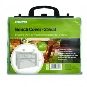 Gardman Bench Cover - 2 Seats