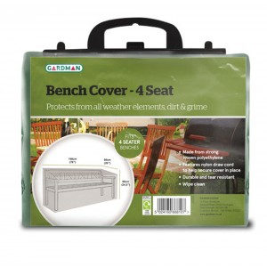 Gardman Bench Cover - 4 Seats