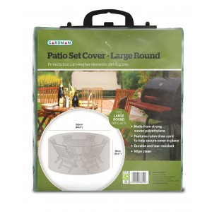 Gardman Patio Set Cover - Large Round