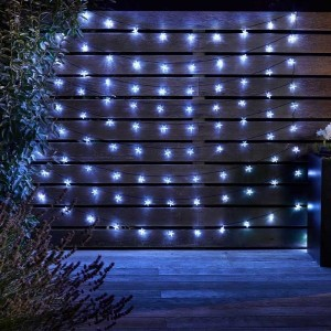 Ultra Solar String Lights, 100 Stars