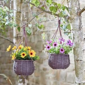 Basket Bouquets - Meadow