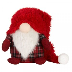 Christmas Super Furry Winter Gonk - Red
