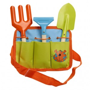 Briers Kids Tool Belt With Garden Tools