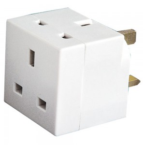 3 Way Mains Adapter