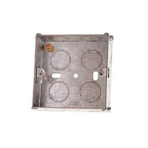 Dencon 25mm 1G Metal Box (8847NB)