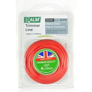 ALM SL018 Trimmr Line 3.0mm x 15m