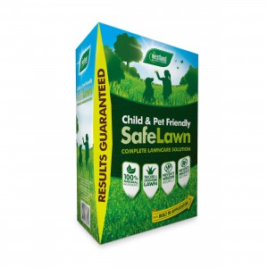 Westland Safe Lawn Green Organic Fertiliser Box 150m2