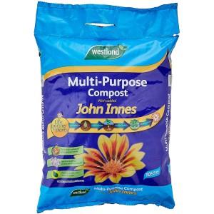 Multi Purpose Compost with John Innes 10L