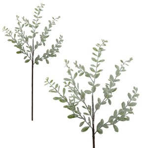 Christmas Frosted Foliage Spray 62cm