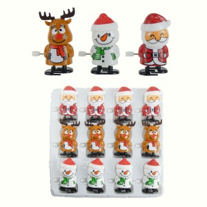 Christmas Wind Up Character Assorted