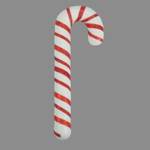 Christmas Foam Candy Cane 24cm