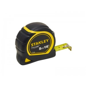 Stanley 5m Tylon Tape Measure