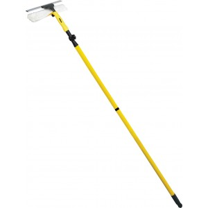Rolson Telescopic Window Cleaner Mop