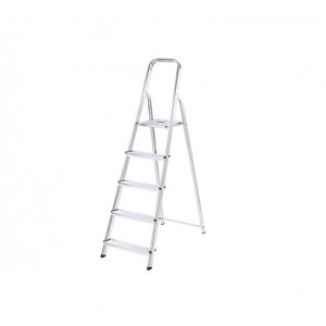 ABRU Arrow Aluminium 6 Tread Step Ladder