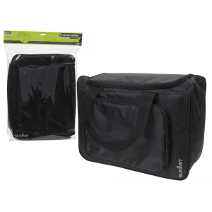 Festival Drinks Cooler Bag 26L Black