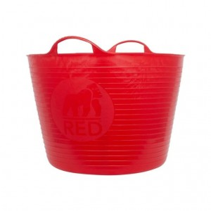 Gorilla Tub 38Ltr Red