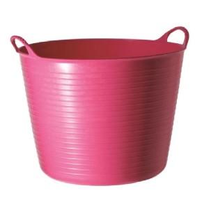 Gorilla Tub 26Ltr Pink