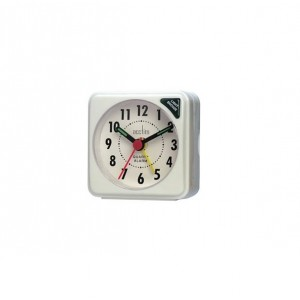 Acctim Bentima Quartz Mini Alarm Clock
