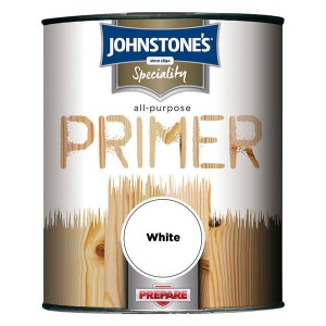 Johnstones All Purpose Primer 250ml White
