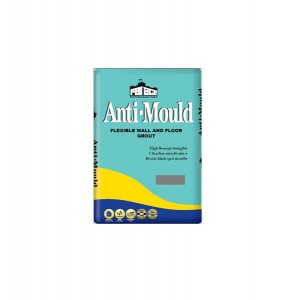 Palace Anti-Mould Wall & Floor Tile Grout 3KG Anthracite