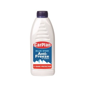 Carplan Concentrated Blue Star Anti-Freeze 1L