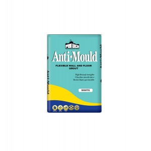Palace Anti-Mould Wall & Floor Tile Grout 3KG Ivory