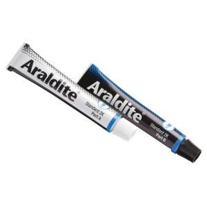 Araldite Standard 2 Part Epoxy Adhesive 15ml (2 Pack)