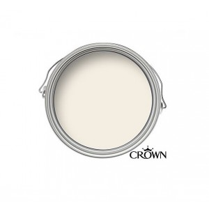 Crown Period Colours Emulsion Paint Tester Pot 40ml Aged White (Matt)