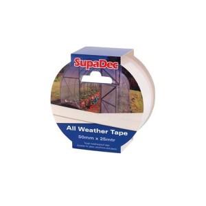Supadec All Weather Tape 50mm x 25m