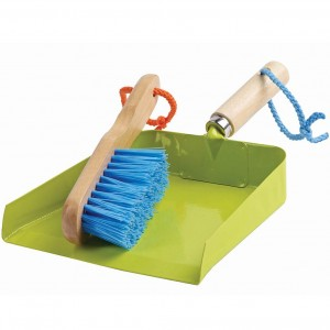 Kids Dust Pan & Brush
