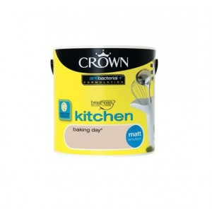 Crown Kitchen Paint 2.5L Baking Day (Matt)
