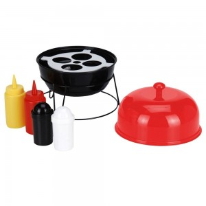 BBQ Quirky Condiment Set