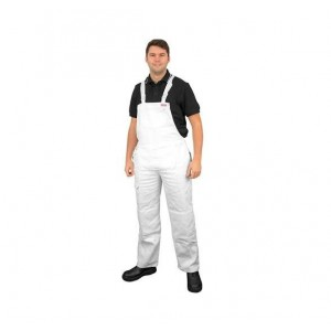 Prodec Painters Cotton Drill Bib & Brace (UK Large)