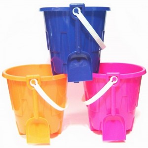 Castle Shape Bucket & Spade Set