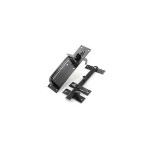 Securit S5135 180mm Suffolk Latch (Black)