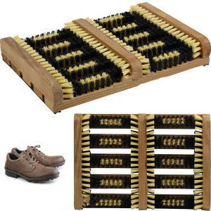 Marksman Heavy Duty Shoe Cleaner Mat