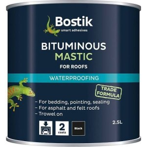 Bostik Bituminous Mastic 2.5L