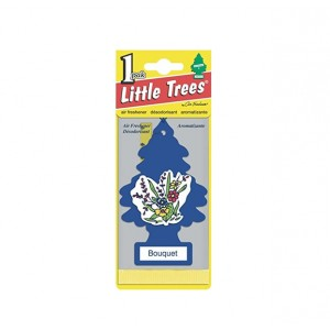Little Trees Car Air Freshener - Bouquet