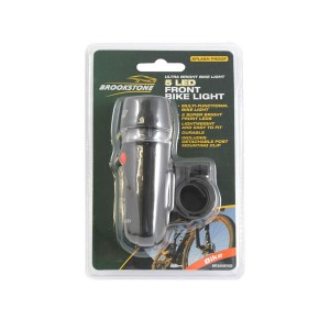 Brookstone Front LED Bike Light