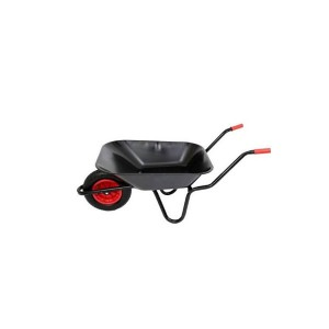 Bullbarrow Buffalo Wheelbarrow Black