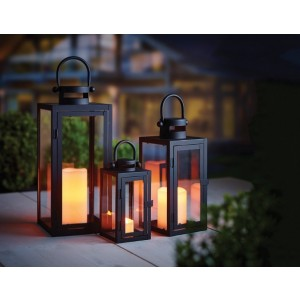 Cole & Bright Candle Lantern Set