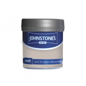 Johnstones Vinyl Emulsion Tester Pot 75ml Chapel Stone (Matt)